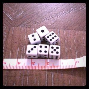 7 millimeter Dice Set
